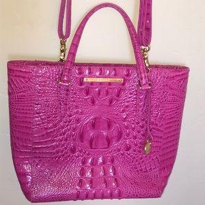 Brahmin Harrison pink purse